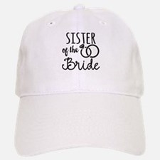 Sister of the Bride Baseball Baseball Cap