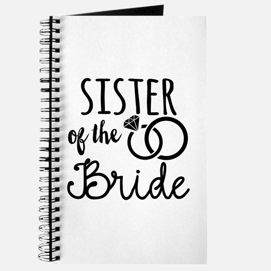 Sister of the Bride Journal