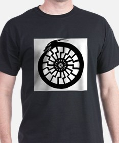 Cute Black sun T-Shirt