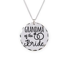 Grandma of the Bride Necklace