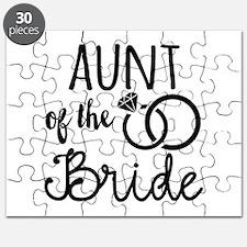 Aunt of the Bride Puzzle
