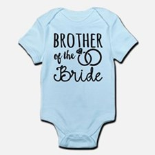 Brother of the Bride Infant Bodysuit