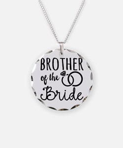 Brother of the Bride Necklace