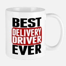 Best Delivery Driver Ever Mugs