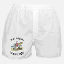 3 drinks - Sign.png Boxer Shorts