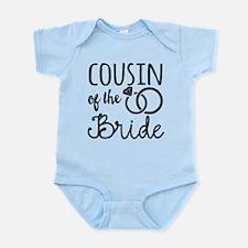 Cousin of the Bride Infant Bodysuit