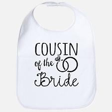 Cousin of the Bride Bib