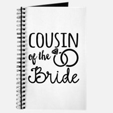 Cousin of the Bride Journal