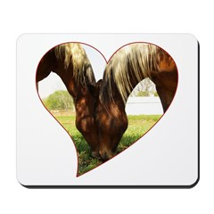Horse Love Mousepad