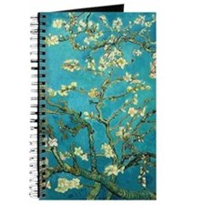 Vincent Van Gogh Blossoming Almond Tree Journal