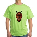 Krampus Green T-Shirt