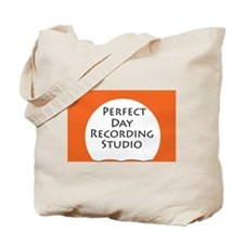 Perfect Day Recording Tote Bag