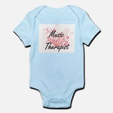 Music Therapist Artistic Job Design with Body Suit
