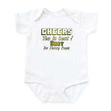 Tea Is Best.:-) Infant Bodysuit