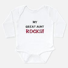 Cute Familytshirts.com Long Sleeve Infant Bodysuit