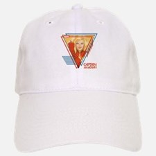 Baseball Baseball Captain Marvel Triangle Baseball Baseball Cap