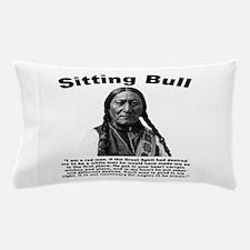 Sitting Bull: Redman Pillow Case