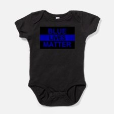 Unique Officer Baby Bodysuit