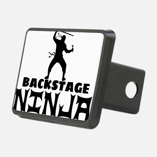 Funny Theater Hitch Cover