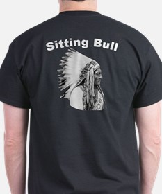 Sitting Bull: Peace T-Shirt