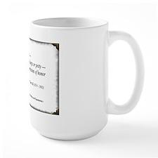 (Never - Churchill - A) Mug
