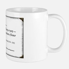 (Never - Churchill - A) Mug