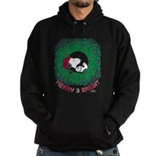 Peanuts Snoopy Merry and Bright Hoodie