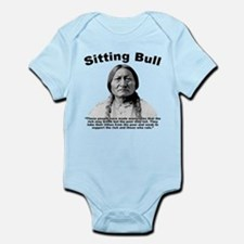 Sitting Bull: Oligarchy Infant Bodysuit