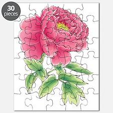 Unique Floral botanical Puzzle