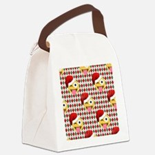 Wink Canvas Lunch Bag