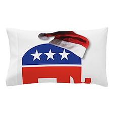 Christmas Republican Pillow Case