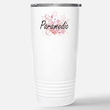 Paramedic Artistic Job Travel Mug