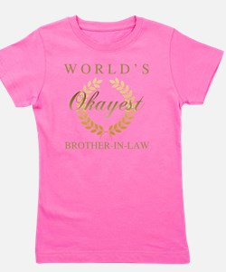 Cute Brother in law Girl's Tee