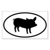 Piglet Stickers