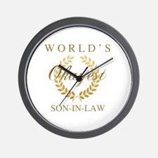 Unique Son in law Wall Clock