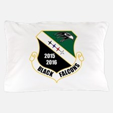 Black Falcons MEMBERS ONLY Pillow Case