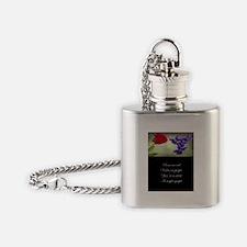 Unique Maple syrup Flask Necklace