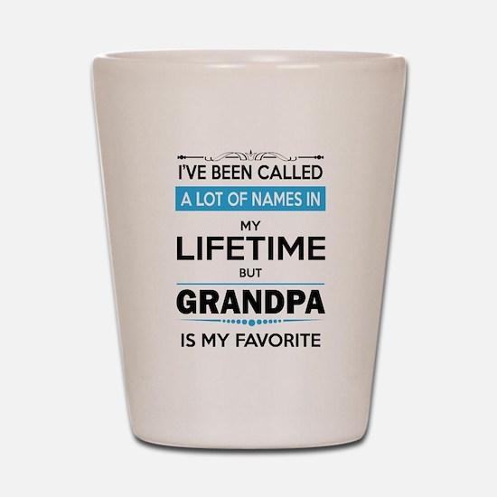 I VE BEEN CALLED GRANDPA -may favorite grandpa Sho