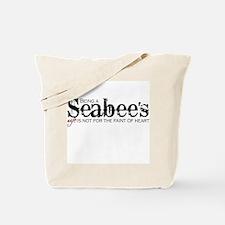 Faint of heart: Seabee Tote Bag