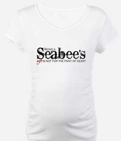 Faint of heart: Seabee Shirt