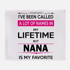 I've Been Called A Lot Of Names In My Lifetime Bu