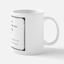 (Optimist - Churchill - A) Mug