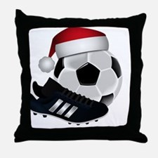 Cute Sports christmas Throw Pillow