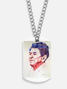 Reagan - Solemn Dog Tags