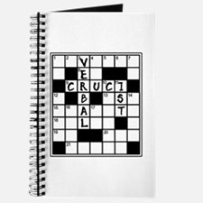 Cruciverbalist Crossword Lovers Journal