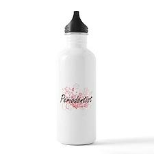 Periodontist Artistic Water Bottle