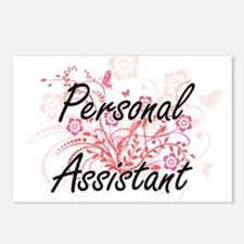 Personal Assistant Artist Postcards (Package of 8)