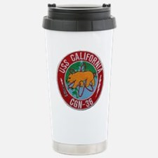 Uss Travel Mug