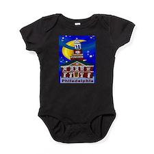 Unique Hall Baby Bodysuit