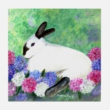 Calliope Rabbit Tile Coaster